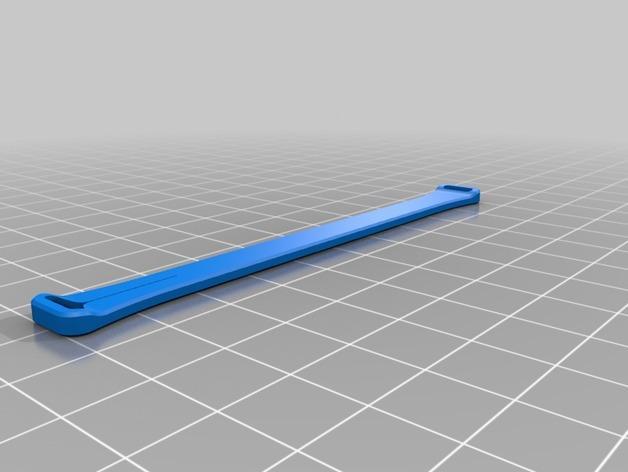 迷你钥匙圈模型 3D模型  图4