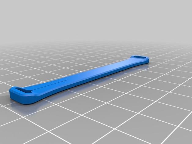 迷你钥匙圈模型 3D模型  图5
