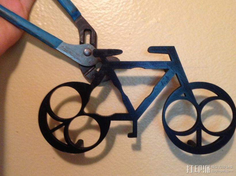 自行车形香料架模型 3D模型  图13