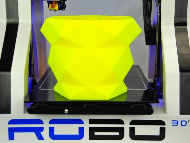 冰桶挑战的水桶模型 3D模型  图4