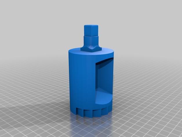 糖果贩卖机模型 3D模型  图6