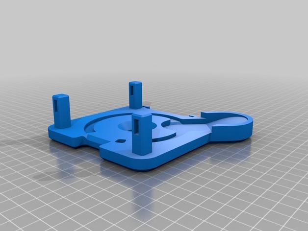 糖果贩卖机模型 3D模型  图5