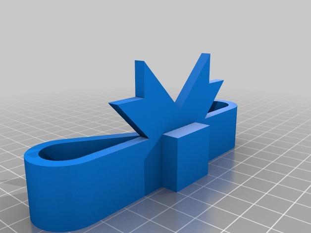 迷你礼物盒模型 3D模型  图2