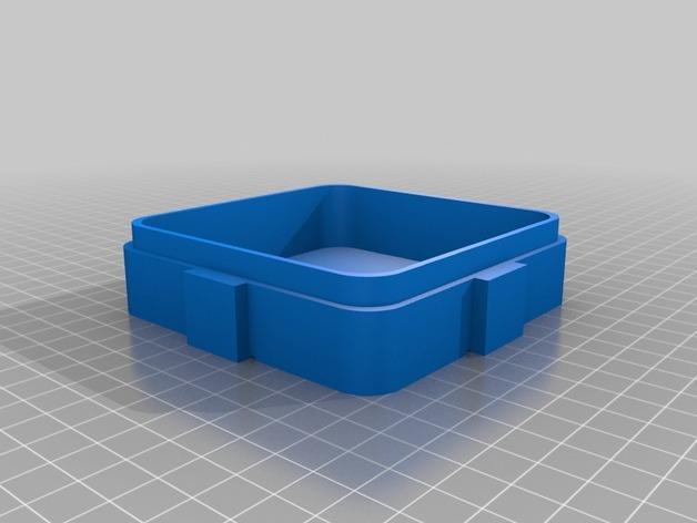 迷你礼物盒模型 3D模型  图3