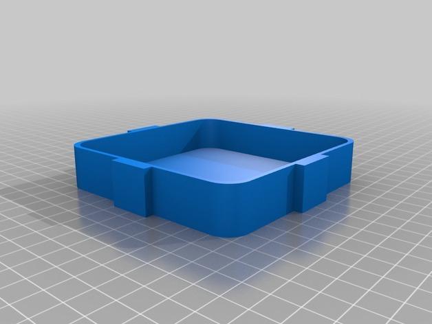 迷你礼物盒模型 3D模型  图4