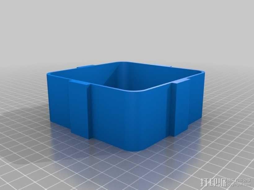 迷你礼物盒模型 3D模型  图5