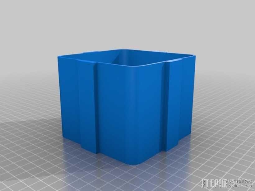 迷你礼物盒模型 3D模型  图7
