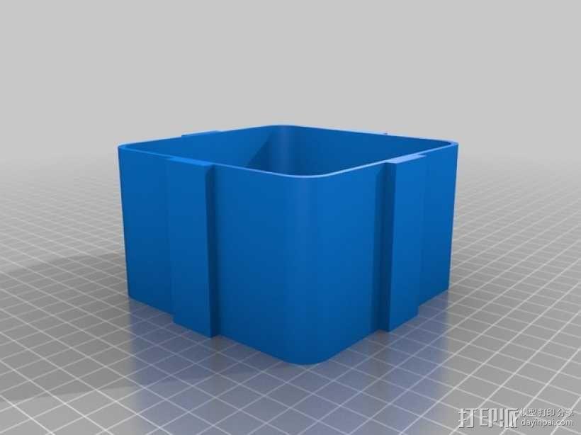 迷你礼物盒模型 3D模型  图6