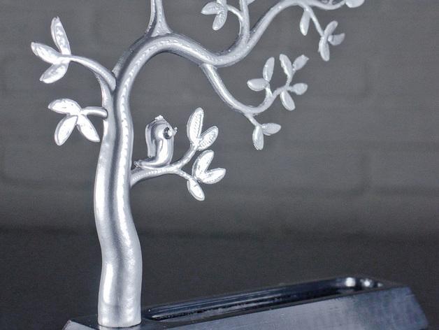 珠宝首饰树模型 3D模型  图5