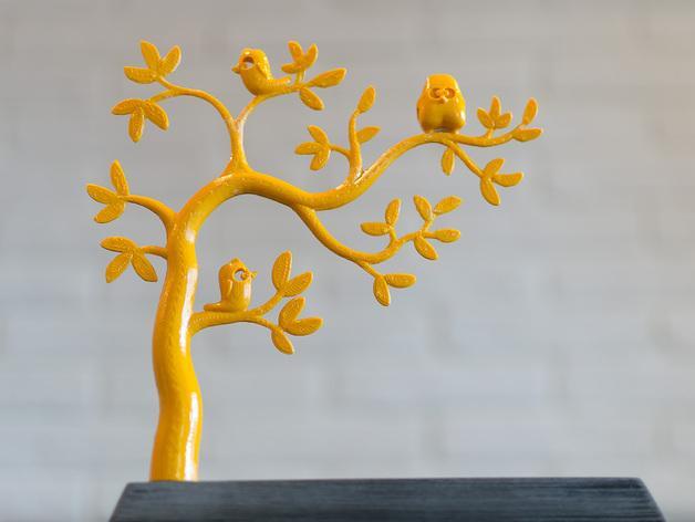 珠宝首饰树模型 3D模型  图7