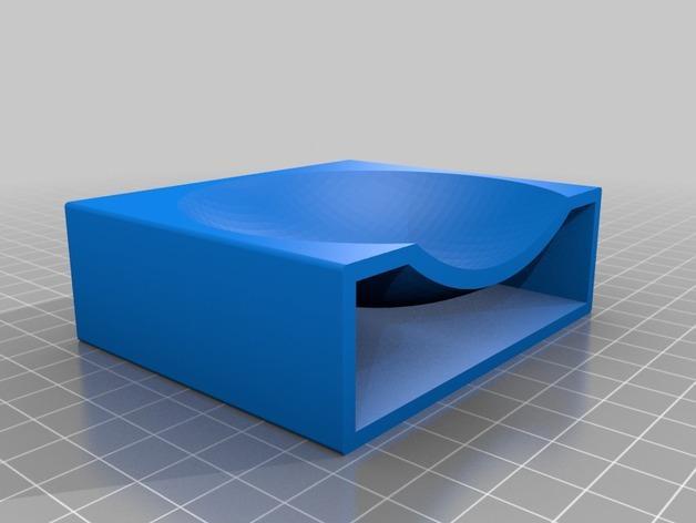 硬币托盘模型 3D模型  图5
