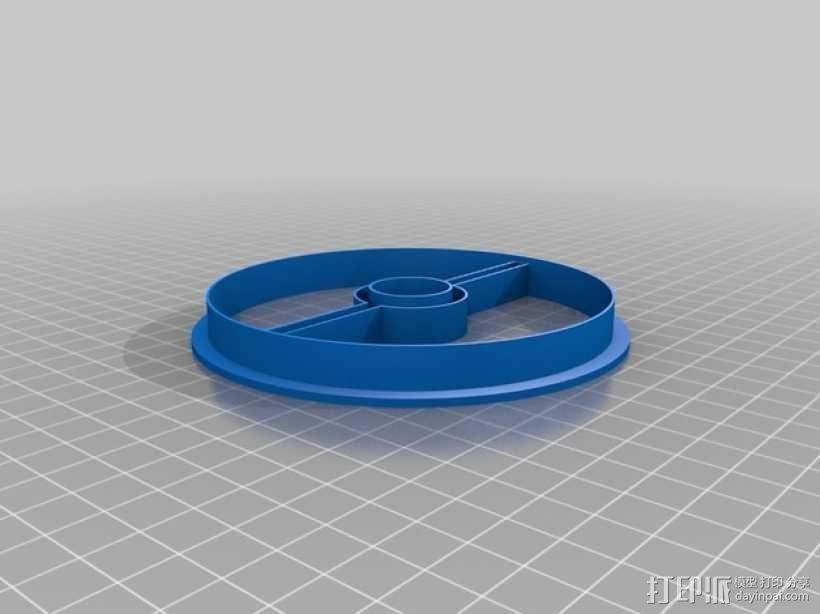饼干模型切割刀 3D模型  图10