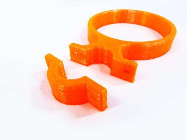 自行车挂钩零部件模型 3D模型  图4