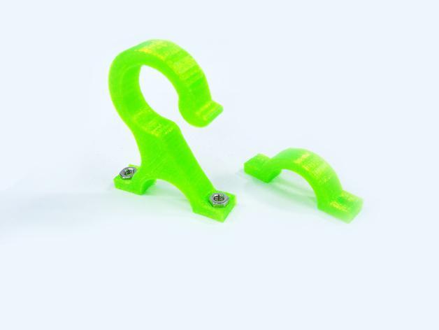 自行车挂钩零部件模型 3D模型  图3