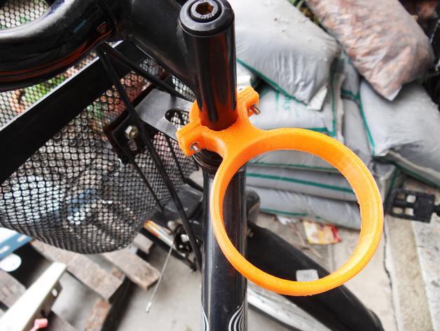 自行车挂钩零部件模型 3D模型  图7