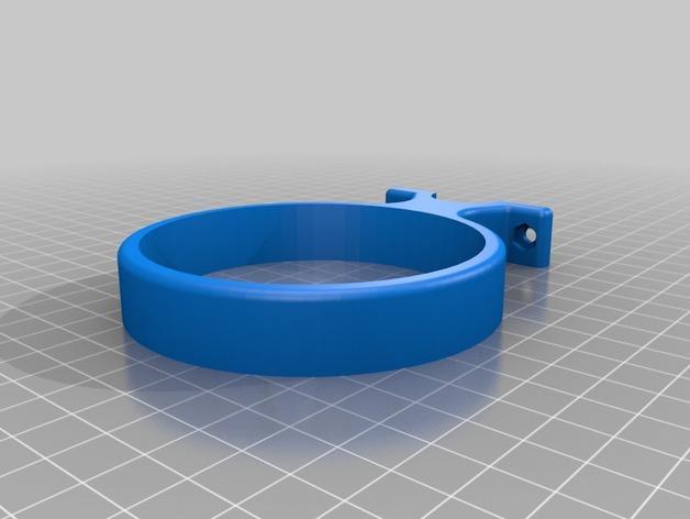 自行车挂钩零部件模型 3D模型  图8