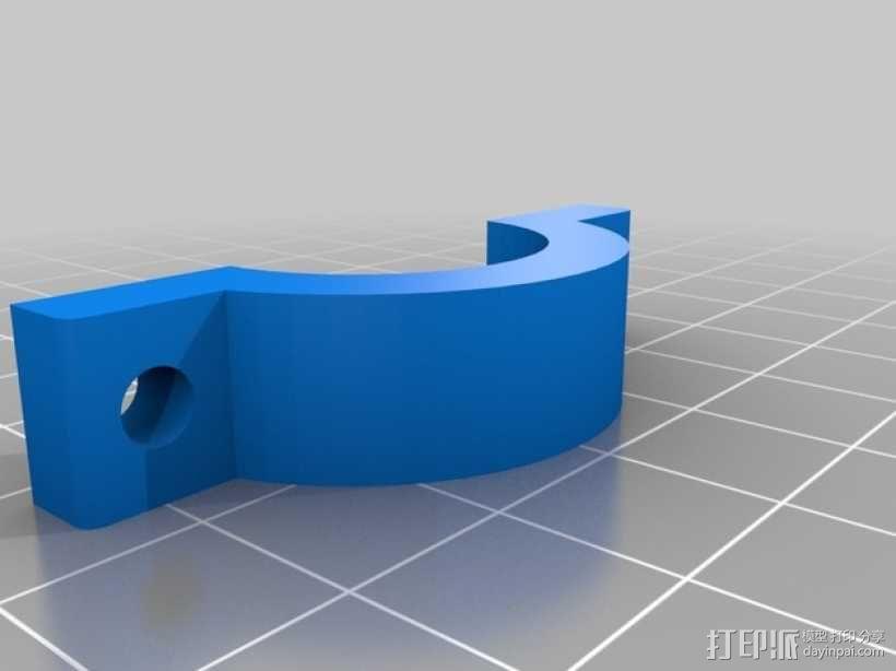 自行车挂钩零部件模型 3D模型  图10