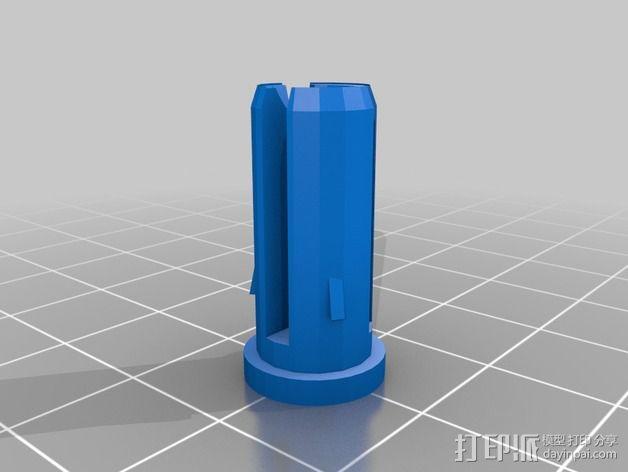 迷你药盒模型 3D模型  图7