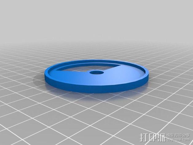 迷你药盒模型 3D模型  图8