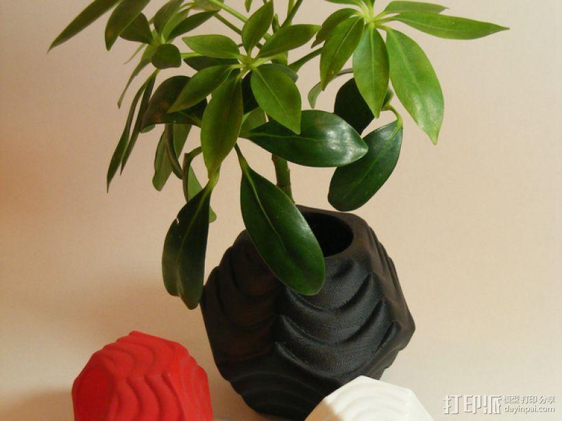 Plantekka花盆 3D模型  图1