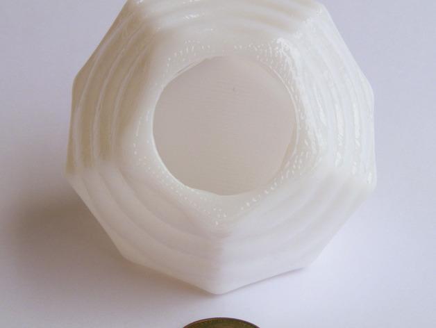 Plantekka十二面体花盆 3D模型  图5