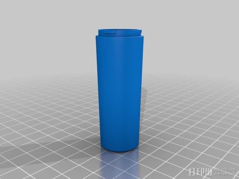 定制化卡扣式容器 3D模型  图5