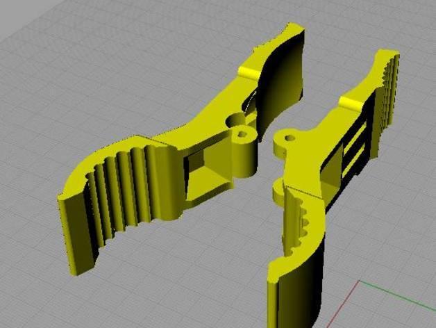迷你实用夹子 3D模型  图4