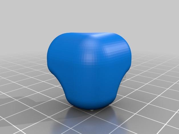 保护儿童安全的护角 3D模型  图2