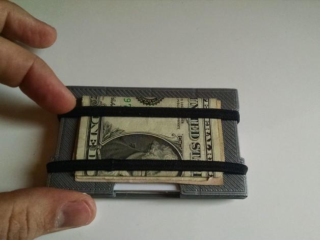 简约式钱包/名片盒 3D模型  图8