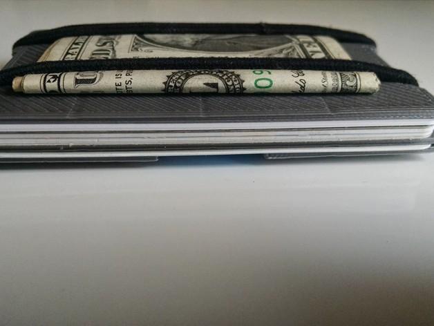 简约式钱包/名片盒 3D模型  图6