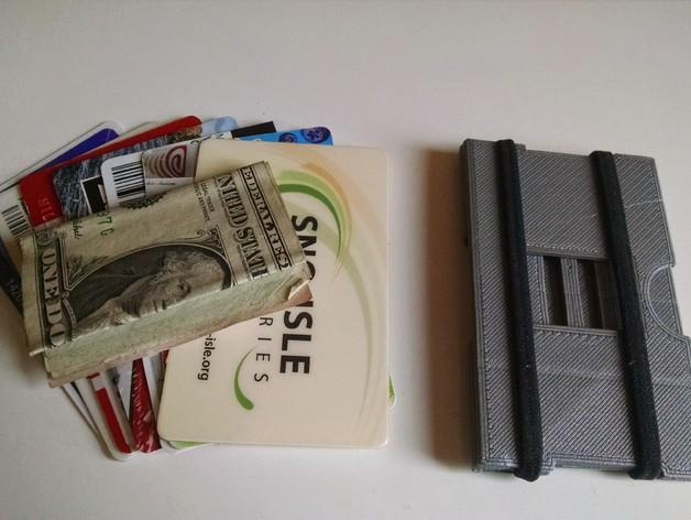 简约式钱包/名片盒 3D模型  图10