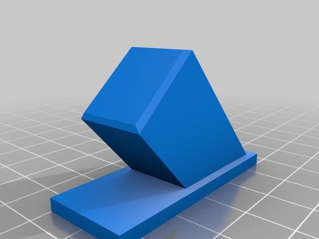 迷你毛巾架 3D模型  图2