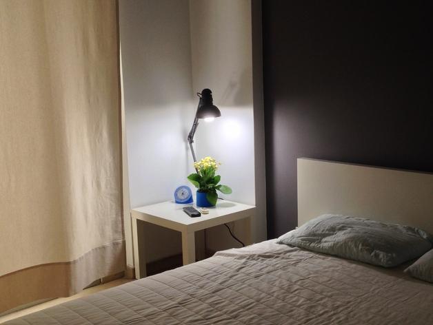 花盆 -- 灯架 3D模型  图2