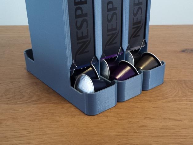 雀巢奈斯派索咖啡分发器 3D模型  图3