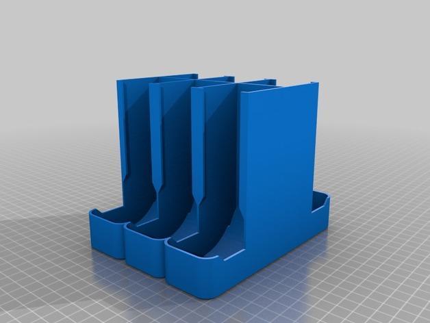 雀巢奈斯派索咖啡分发器 3D模型  图2