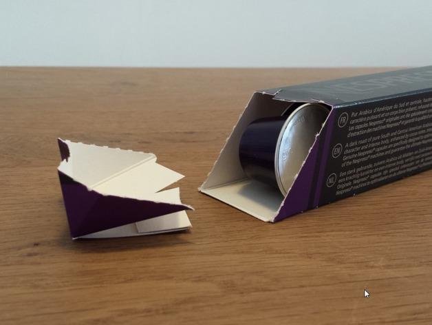 雀巢奈斯派索咖啡分发器 3D模型  图5