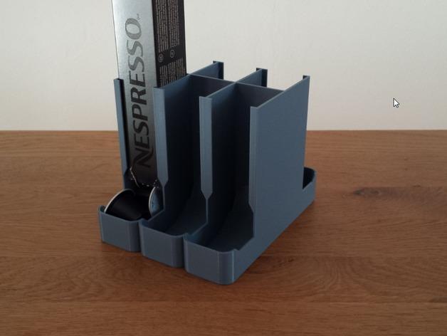 雀巢奈斯派索咖啡分发器 3D模型  图6