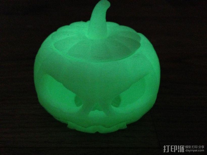 迷你南瓜灯/茶灯 3D模型  图9