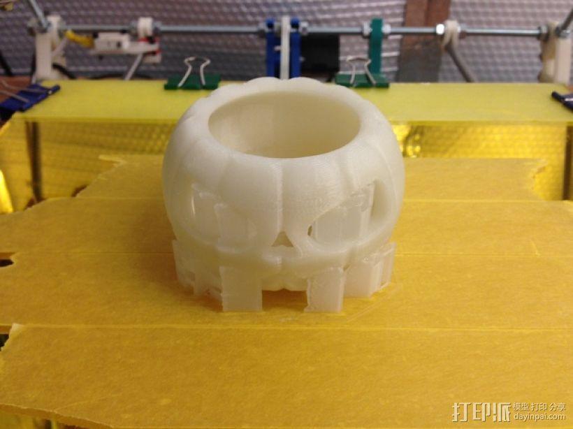 迷你南瓜灯/茶灯 3D模型  图13
