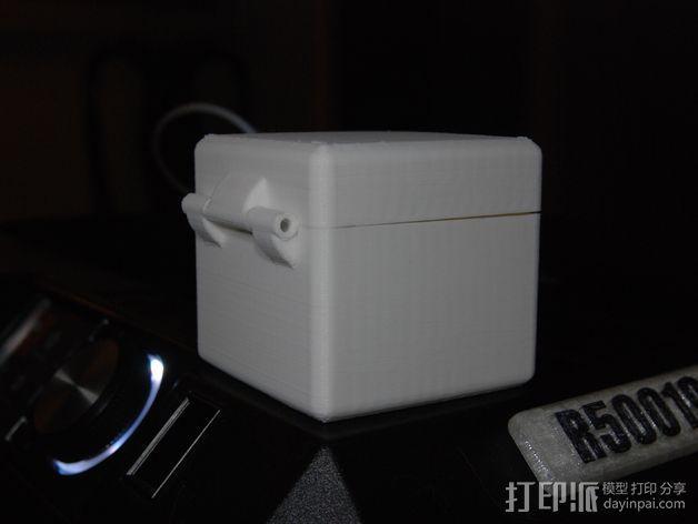 迷你小盒 3D模型  图3