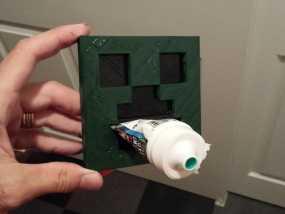 爬行者牙膏挤出装置 3D模型