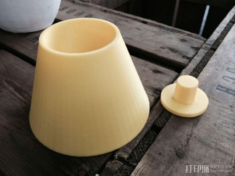 酒瓶灯罩 3D模型  图9