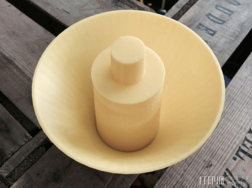 酒瓶灯罩 3D模型  图8