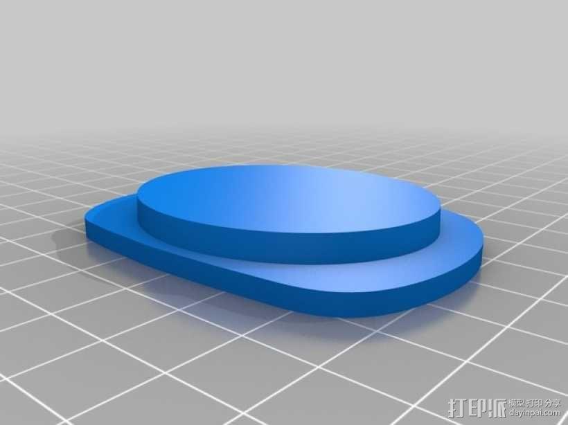 盐罐/胡椒罐 3D模型  图12