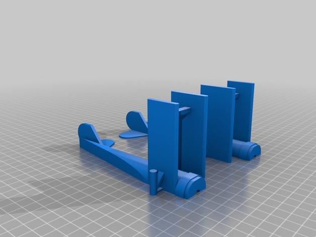 螺旋桨飞机/白云 3D模型  图2