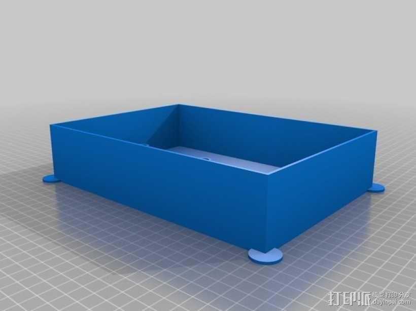鱼菜共生系统 3D模型  图14