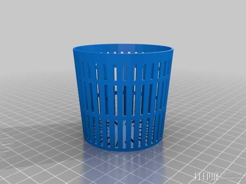 鱼菜共生系统 3D模型  图15