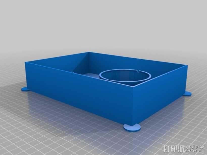 鱼菜共生系统 3D模型  图13