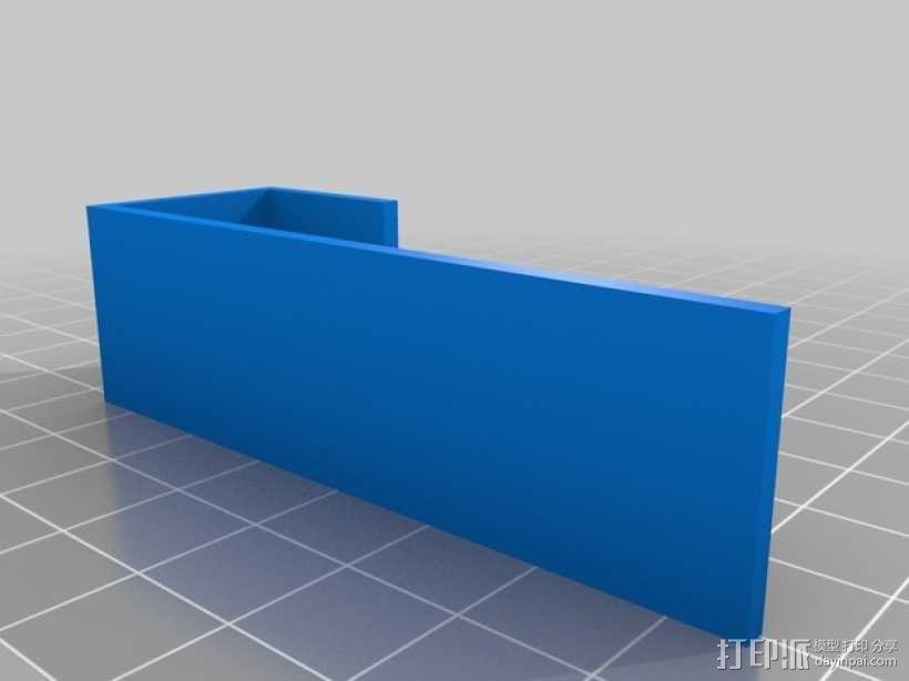 鱼菜共生系统 3D模型  图16