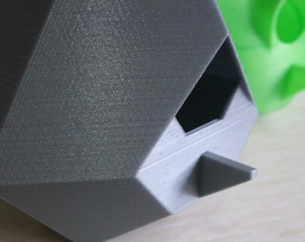 """迷你""""隐形""""鸟笼 3D模型  图1"""